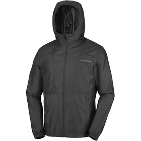 Columbia Flashback Windbreaker Jas Heren, black/black